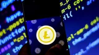 Логотип Litecoin