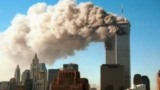 World Trader Center attack