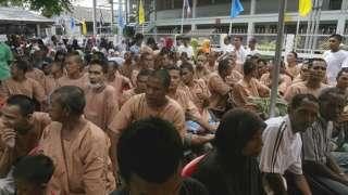 Penjara di Thailand