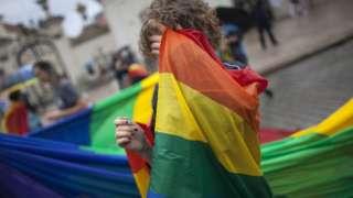 ЛГБТ-акция в Польше