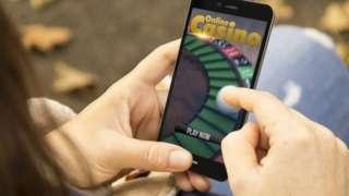 phone gambling app