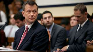 Strzok testifies to the House of Representatives