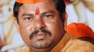 గోషామహల్ బీజేపీ శాసనసభ్యుడు రాజా సింగ్