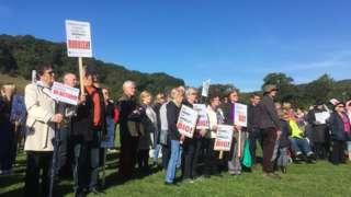 Protestwyr Aber-miwl