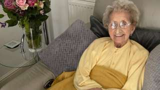 Lilian Cox recovering at home