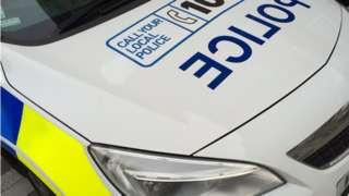 Staffordshire Police Car