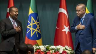 Abiy iyo Erdogan