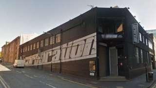 Corporation venue in Sheffield
