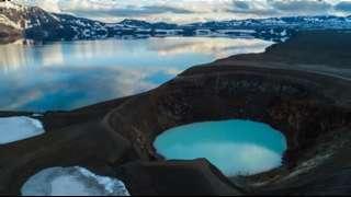 สภาพภูมิประเทศที่งดงามแปลกตาของไอซ์แลนด์
