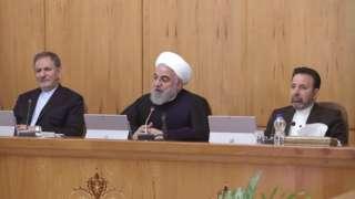 جلسه هیات دولت ایران، چهارشنبه ۲۰ آذر ۱۳۹۸