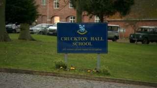 Cruckton Hall School