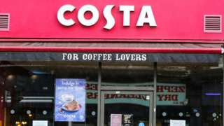 costa branch in London