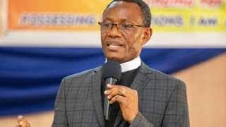 General Secretary of the Church of Pentecost, Apostle Alexander Kumi Larbi