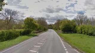 A361 near Langford