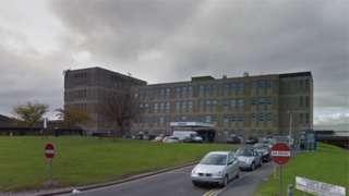 Royal Shrewsbury Hospital