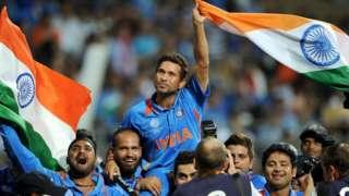 महेंद्रसिंग धोनी, क्रिकेट वर्ल्डकप 2011, सचिन तेंडुलकर, युवराज सिंग