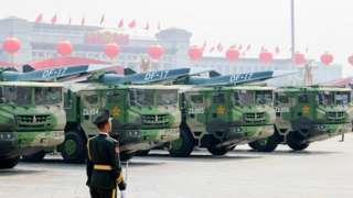 ракеты DF-17