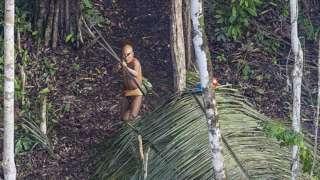 Поједина племена су живела мимо цивилизације генерацијама