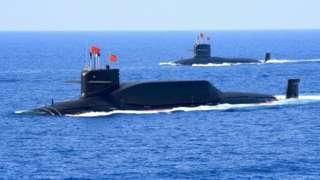 中國核潛艇