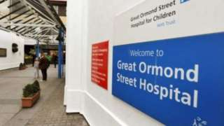 Great Ormond Street Hospital entrance