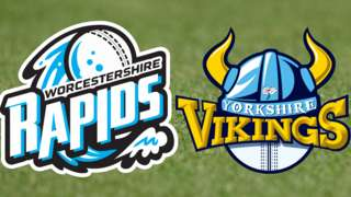 Worcestershire v Yorkshire
