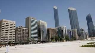 File photo of Abu Dhabi skyline (1 September 2020)