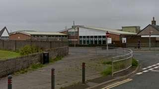 Exterior of Whitehaven Academy