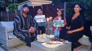 The Rajab Family, London