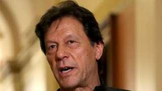 """""""बलात्काराला अश्लीलता जबाबदार"""" इम्रान खान यांचं वादग्रस्त वक्तव्य"""