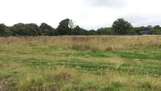 Planned site for waste to energy plant