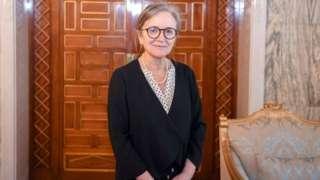 Tunus'un ilk kadın başbakanı Necla Bouden Romdhane