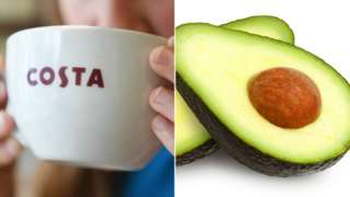 Costa mug / avocado