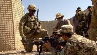 Около 13 000 американских военнослужащих по-прежнему находятся в Афганистане