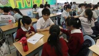 2009年,通識科成為高中必修科目。