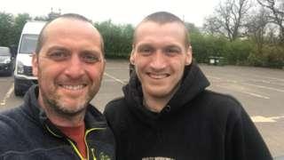 Michael and Luke Horne