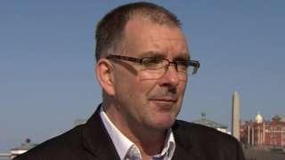 Councillor Graham Cain