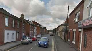 Gladstone Street Worksop Nottinghamshire police murder