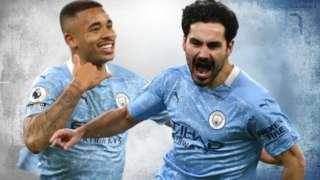 Manchester City Premier League title