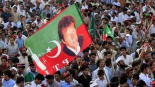 Imran Khan rally on 5 July