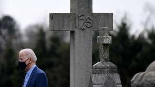 拜登总统是虔诚的天主教徒