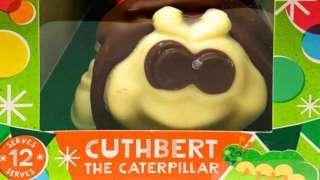 Cuthbert cake