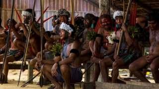 Povo Yanomami