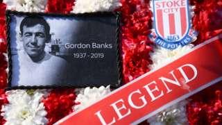 Tributes to Gordon Banks