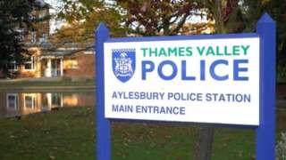 Aylesbury Police station