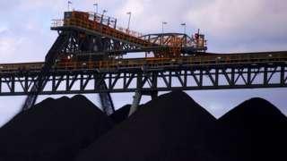 煤礦是澳洲其中一種主要出口貨物。