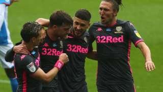 Blackburn v Leeds