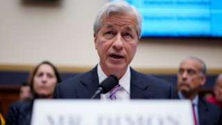 Jamie Dimon, the CEO of JP Morgan Chase