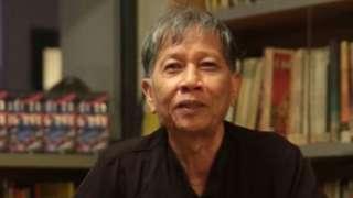 Nhà văn Nguyễn Huy Thiệp