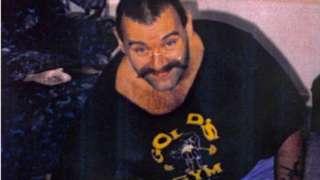 Charles Bronson in 1992