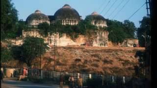बाबरी मस्जिद